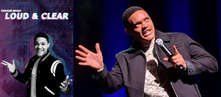 Trevor Noah at Tacoma Dome