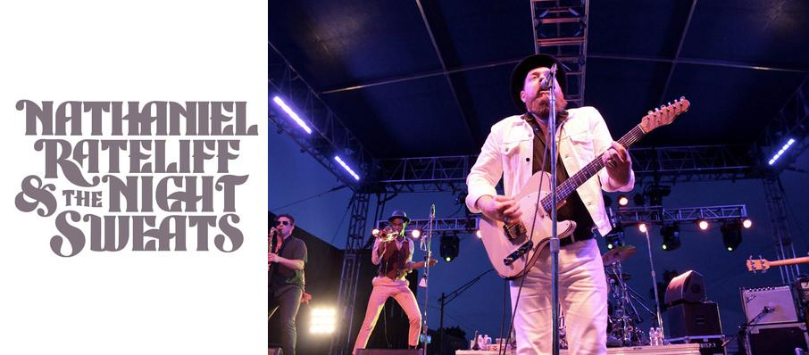 Nathaniel Rateliff and The Night Sweats at Marymoor Amphitheatre