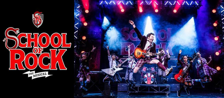 School of Rock at Paramount Theatre