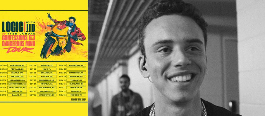 Logic at WaMu Theater