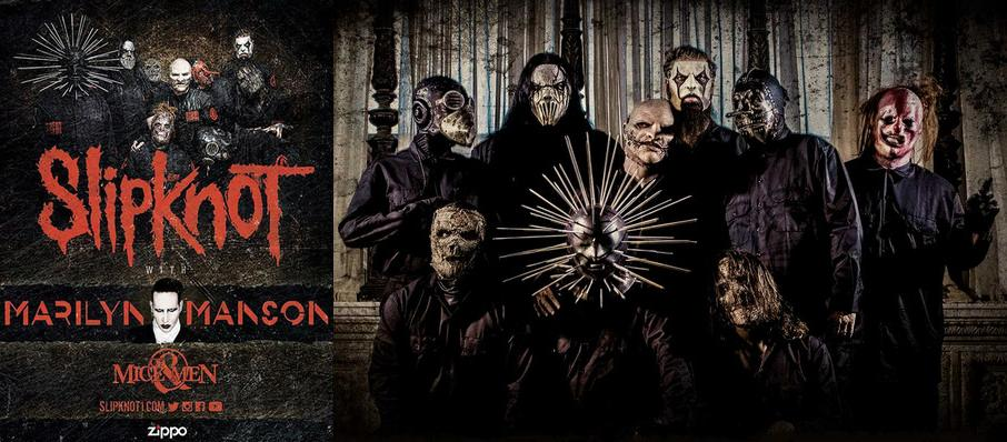 Slipknot, Marilyn Manson & Of Mice and Men at White River Amphitheatre
