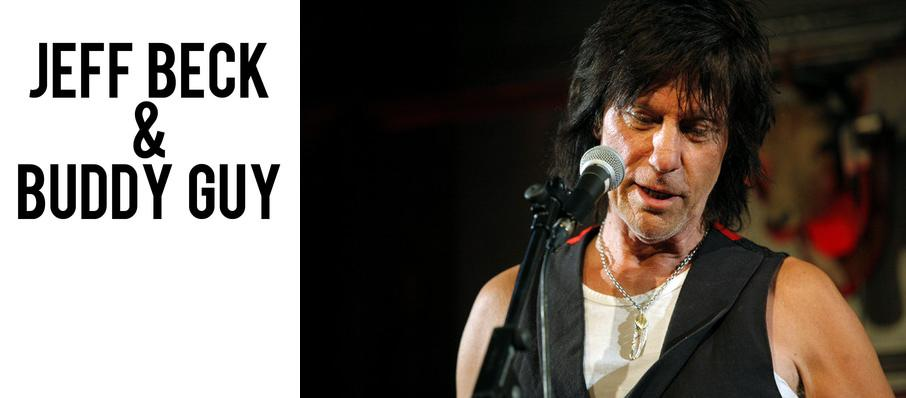 Jeff Beck & Buddy Guy at Woodland Park Zoo