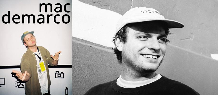 Mac DeMarco at Moore Theatre