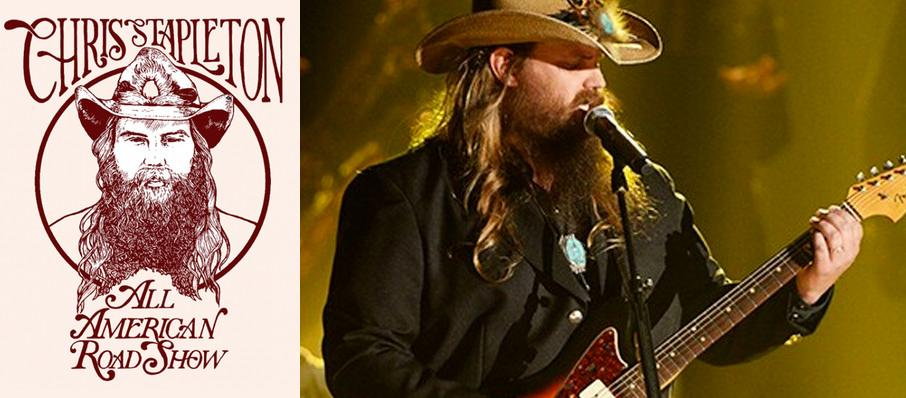 Chris Stapleton at White River Amphitheatre