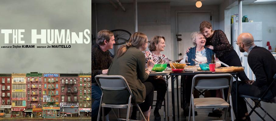 The Humans at Seattle Repertory Theatre