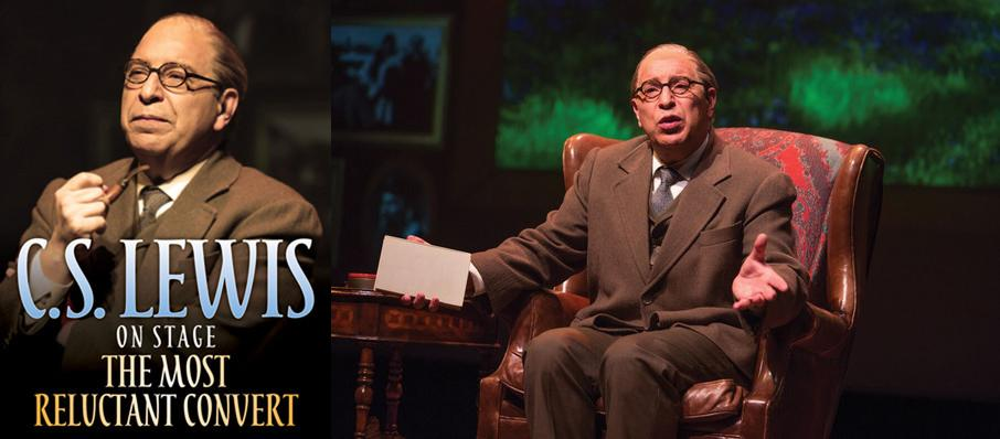 C.S. Lewis Onstage - The Most Reluctant Convert at Moore Theatre