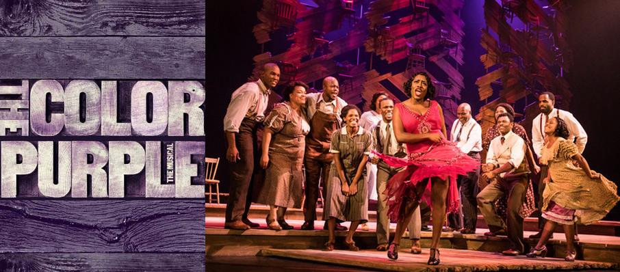 The Color Purple at Paramount Theatre
