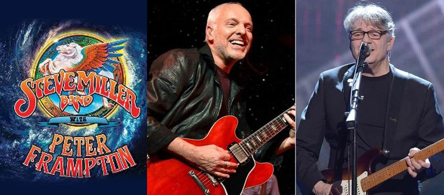 Steve Miller Band with Peter Frampton at White River Amphitheatre