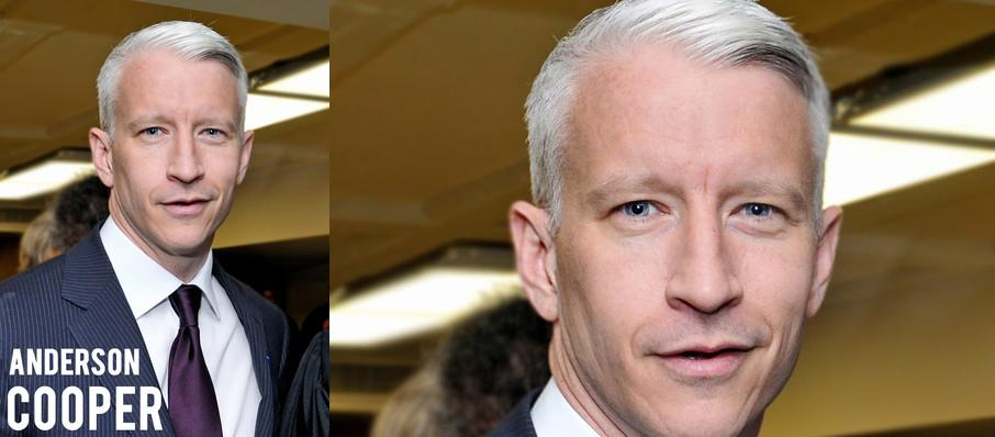 Anderson Cooper at Paramount Theatre