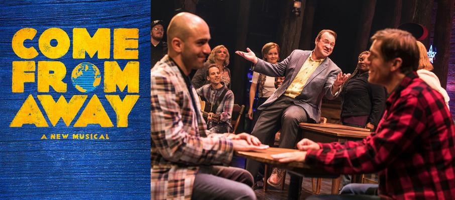 Come From Away at 5th Avenue Theatre