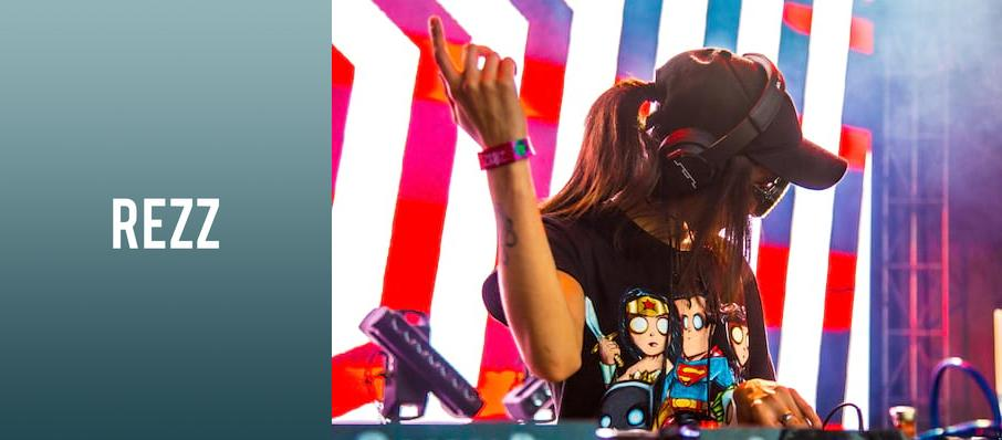 REZZ at WaMu Theater