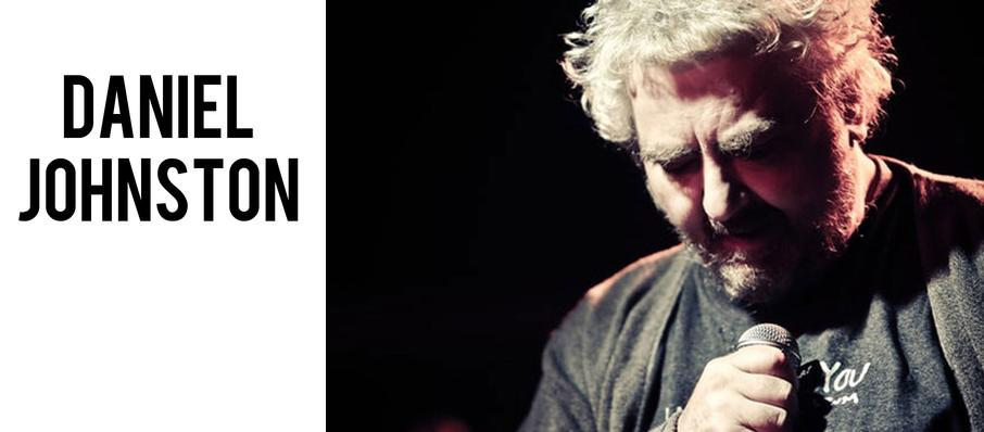 Daniel Johnston at Moore Theatre