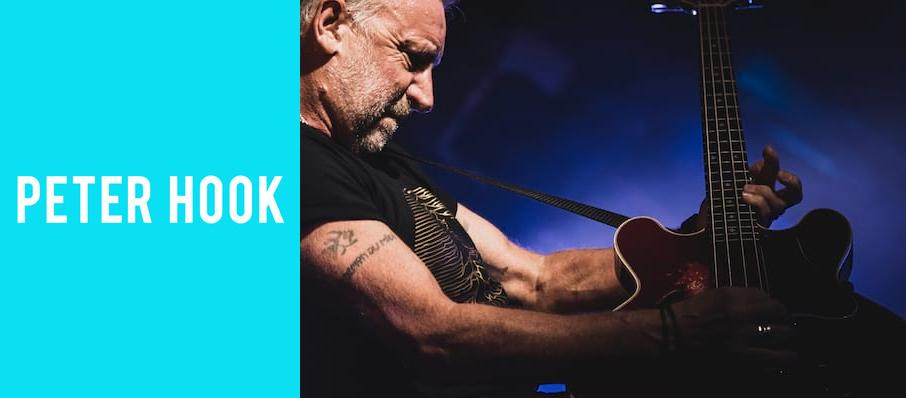 Peter Hook at Neptune Theater