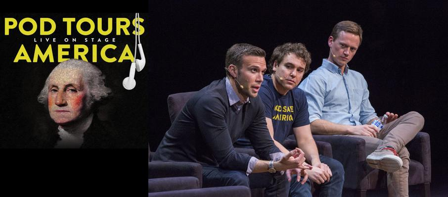 Pod Save America at Paramount Theatre