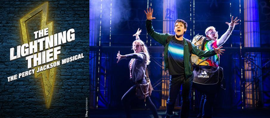 The Lightning Thief: The Percy Jackson Musical at 5th Avenue Theatre