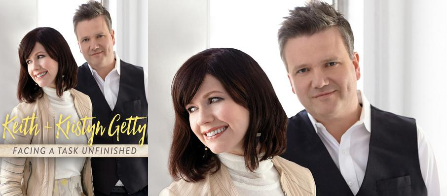 Keith and Kristyn Getty at McCaw Hall