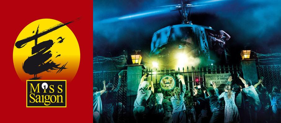 Miss Saigon at Paramount Theatre