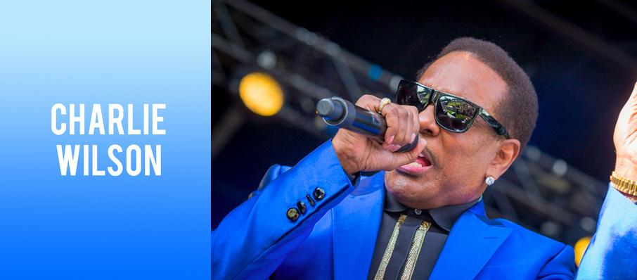 Charlie Wilson at Puyallup Fairgrounds