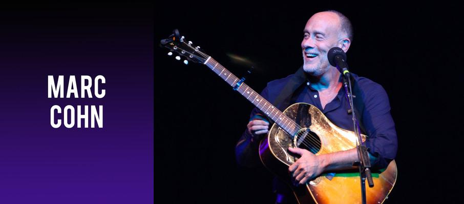 Marc Cohn at Everett Theatre
