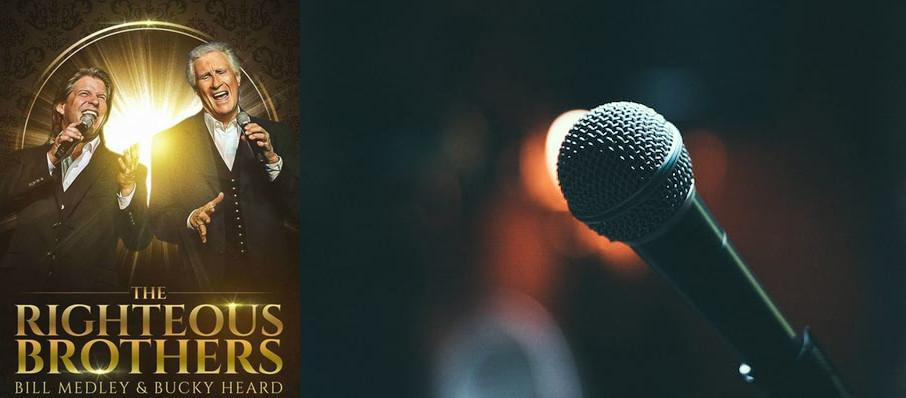 The Righteous Brothers at Pantages Theater