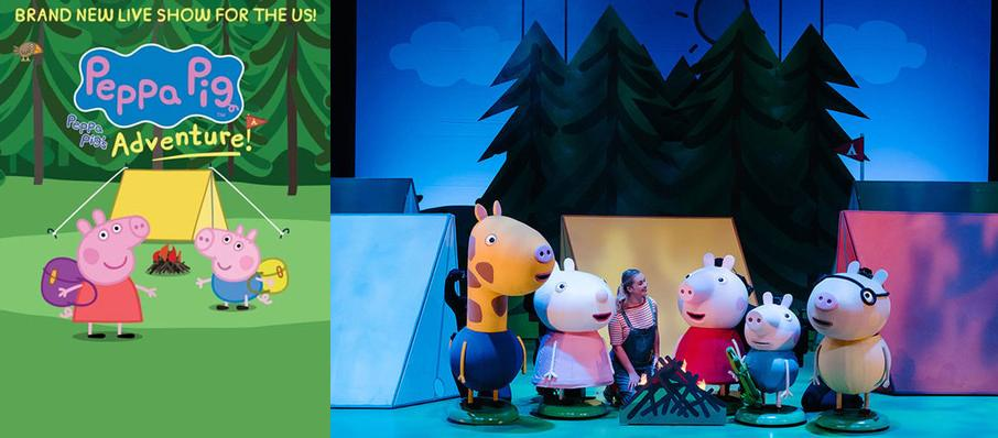 Peppa Pig Live at Paramount Theatre