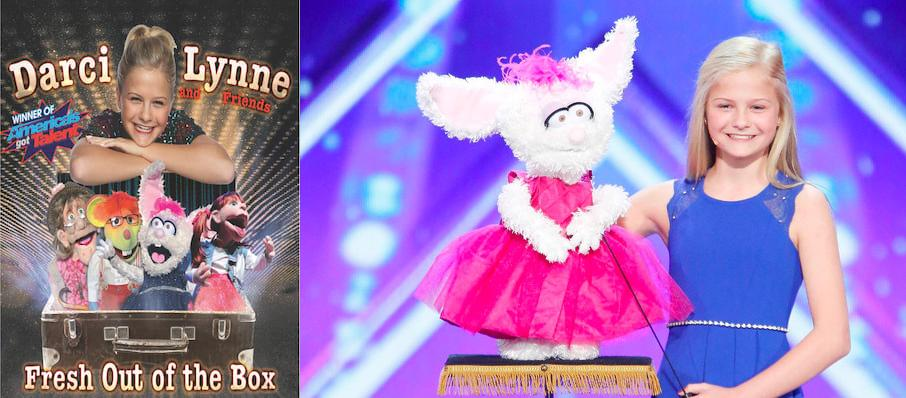 Darci Lynne at Moore Theatre