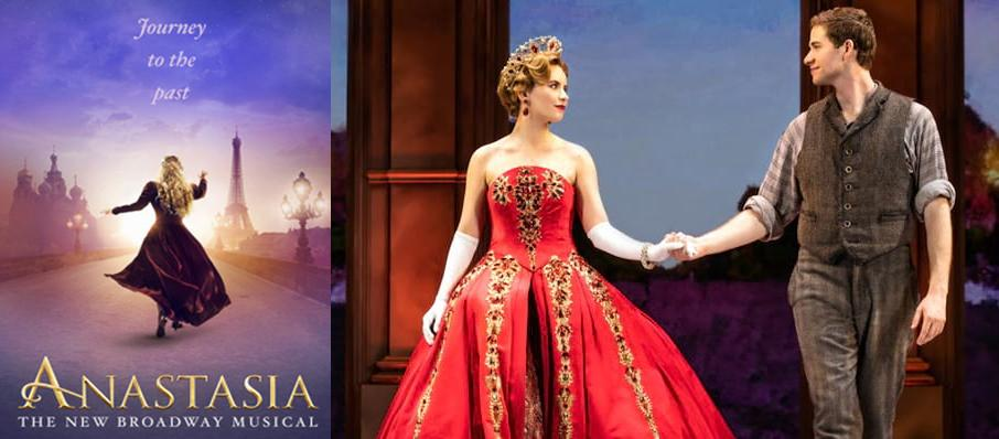 Anastasia at Paramount Theatre