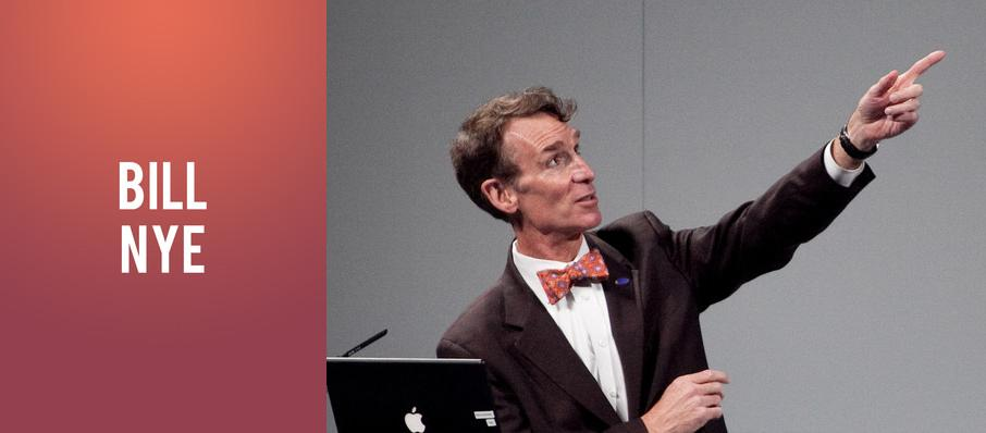 Bill Nye at Moore Theatre
