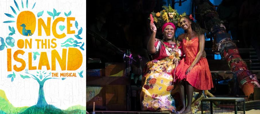 Once On This Island at 5th Avenue Theatre