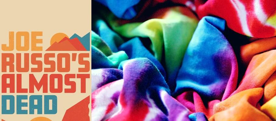 Joe Russo's Almost Dead at Paramount Theatre