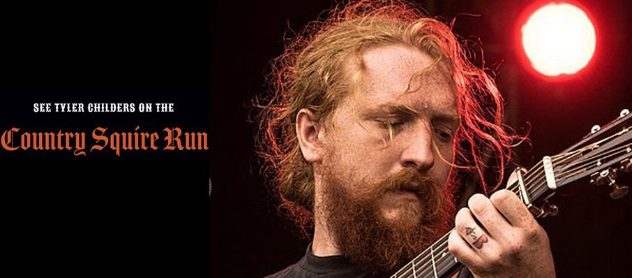Tyler Childers at Paramount Theatre