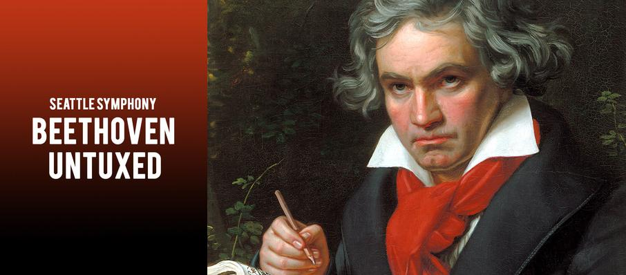 Seattle Symphony - Beethoven Untuxed at Benaroya Hall
