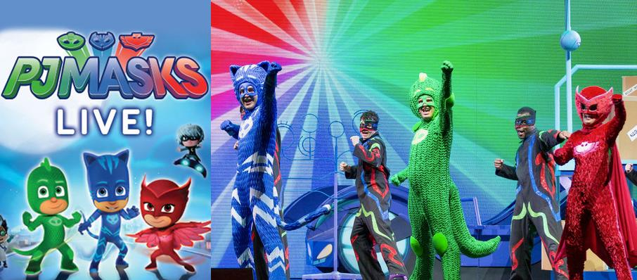 PJ Masks Live at Toyota Center