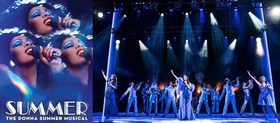 Summer: The Donna Summer Musical at Paramount Theatre