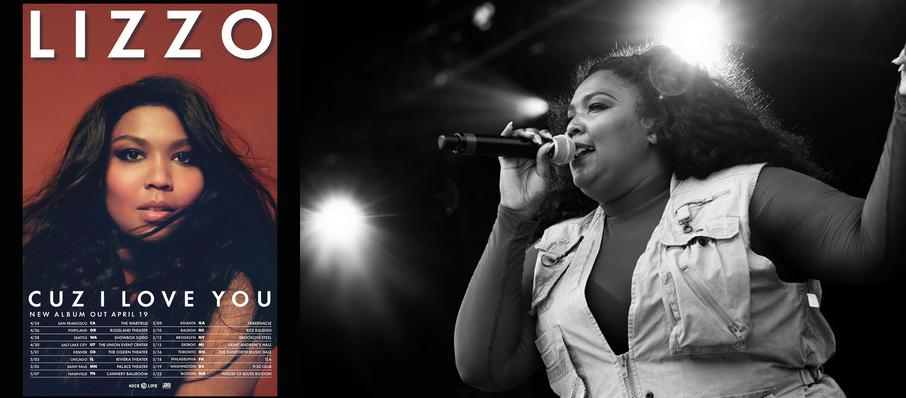 Lizzo at Showbox SoDo
