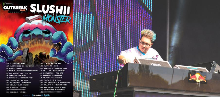 Slushii at WaMu Theater