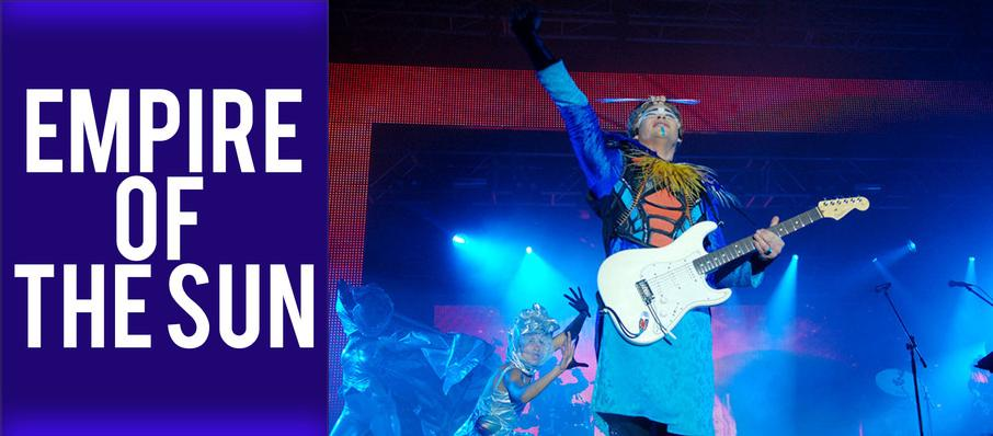 Empire of the Sun at Showbox Theater