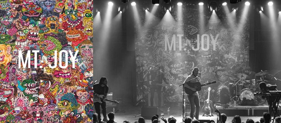 Mt. Joy at Showbox Theater