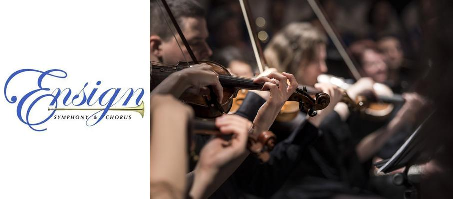 Ensign Symphony and Chorus at Benaroya Hall