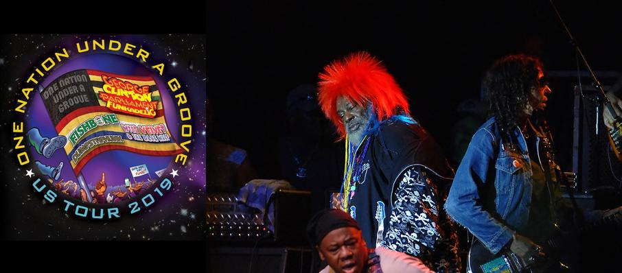 George Clinton and Parliament Funkadelic at Showbox SoDo