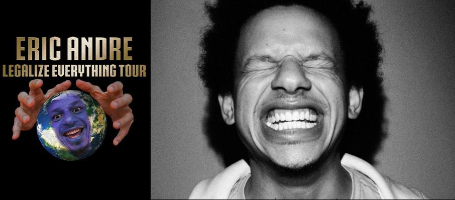 Eric Andre at Moore Theatre