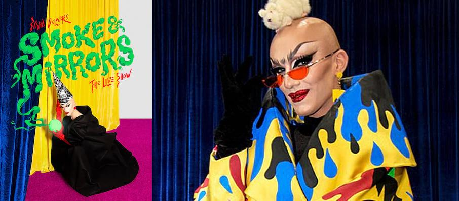 Sasha Velour at Moore Theatre