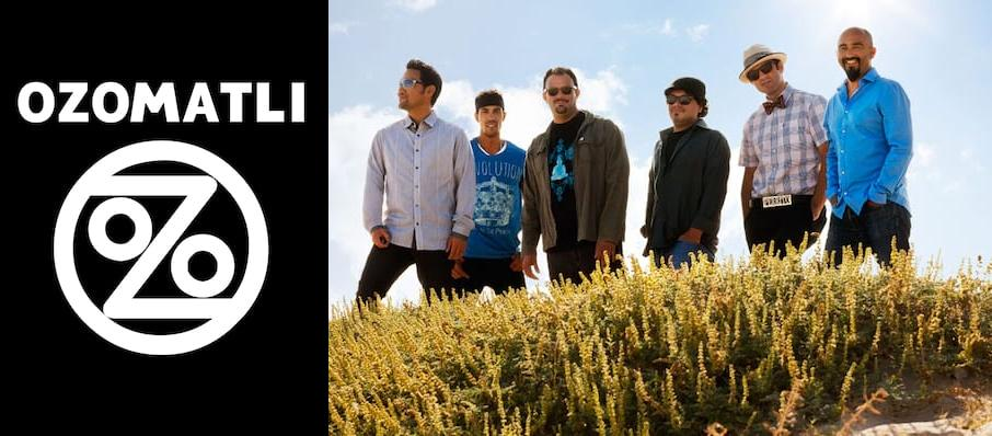 Ozomatli at Pantages Theater