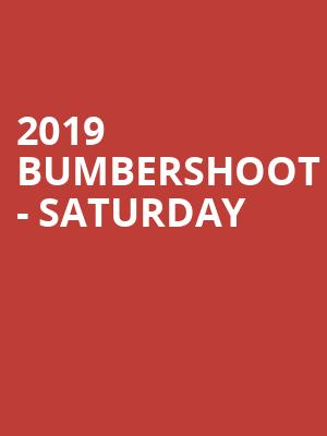 2019 Bumbershoot - Saturday at Seattle Center