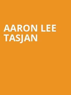 Aaron Lee Tasjan at Columbia City Theater