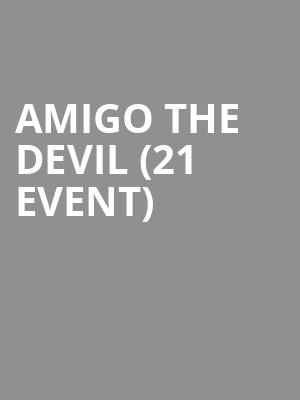 Amigo the Devil (21+ Event) at Tractor Tavern