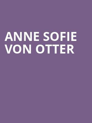 Anne Sofie von Otter at Benaroya Hall