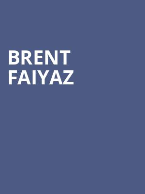 Brent Faiyaz at Neptune Theater