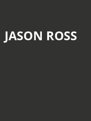 Jason Ross at Showbox Theater