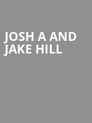 Josh A and Jake Hill at El Corazon